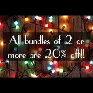 Accessories - Buy more, save more!!